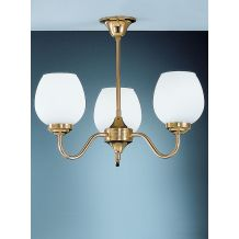 Lilith 3lt Fitting Ceiling 3 Light
