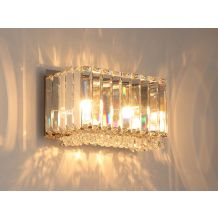 Andromeda 2 Light Wall Light Square