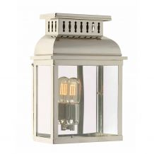 Westminster Wall Lantern Polished Nickel